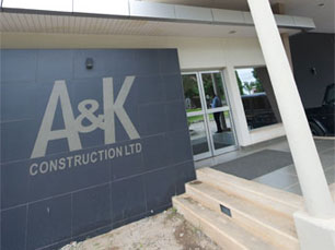 A&K Construction Ltd. Head Office
