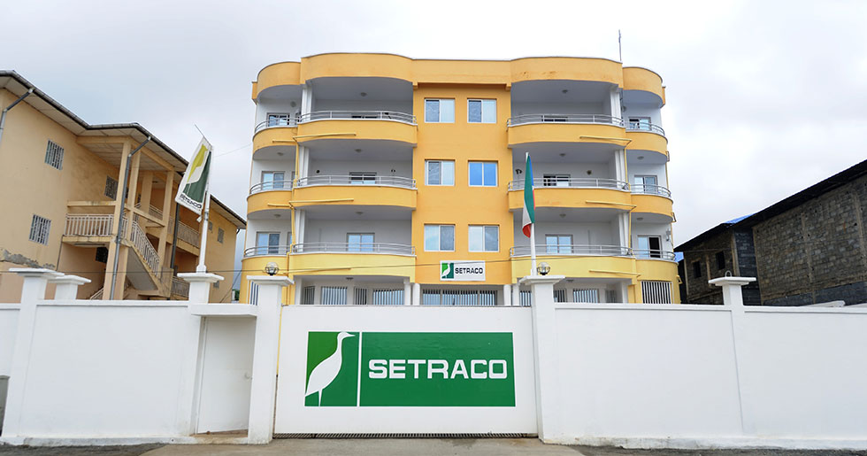 Setraco E.G Ltd Head Office (Equatorial Guinea)