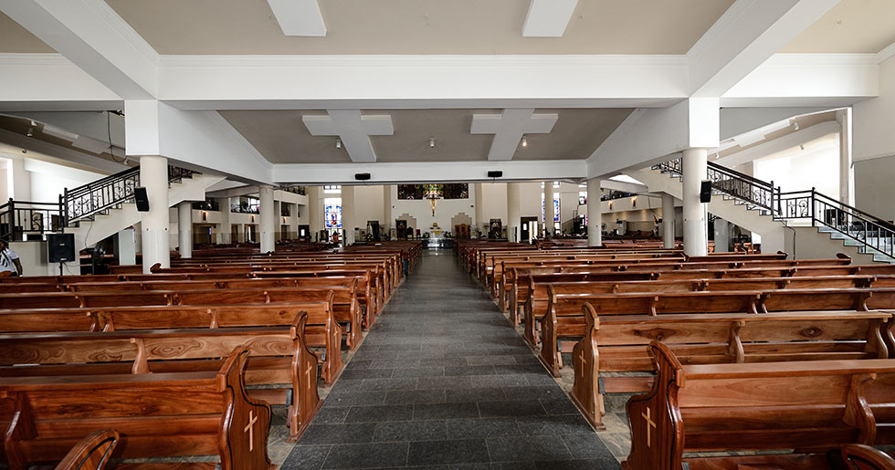 Renovation/Completion of Pro-Cathedral Catholic Church