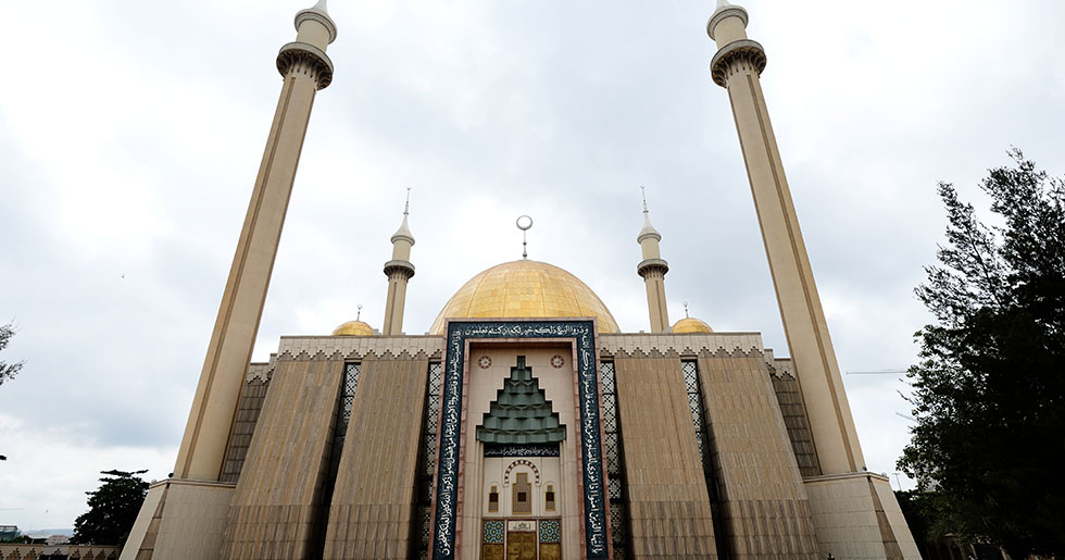 Rehabilitation of National Mosque Complex