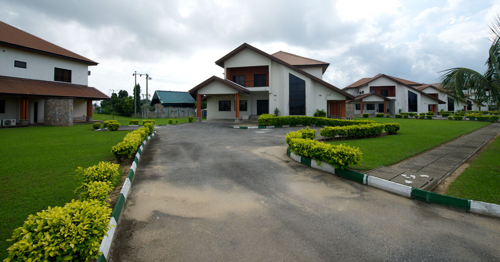 Bayelsa State Governor and Deputy Governor's Office Complex