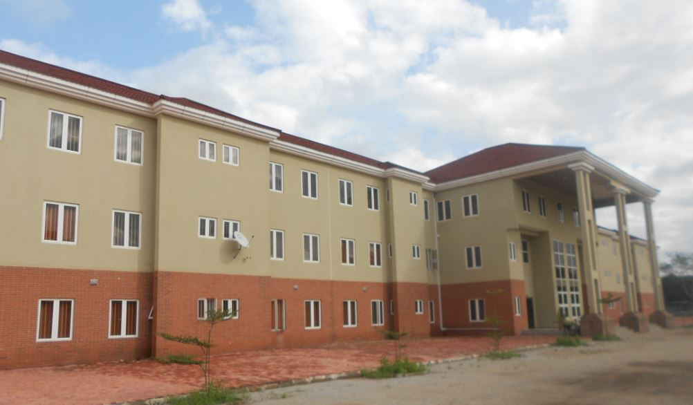 Student's Hostels of School of Basic & Remedial Studies